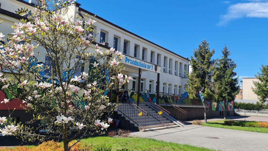 Budynek Przedszkola Miejskiego nr 7