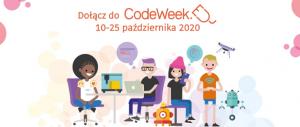 Logo akcji CodeWeek.